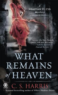 What Remains of Heaven - Harris, C S