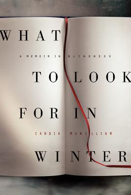 What to Look for in Winter: A Memoir in Blindness - McWilliam, Candia