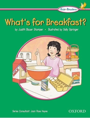 What's for Breakfast? - Stamper, Judith Bauer