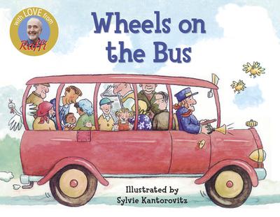Wheels on the Bus - Raffi
