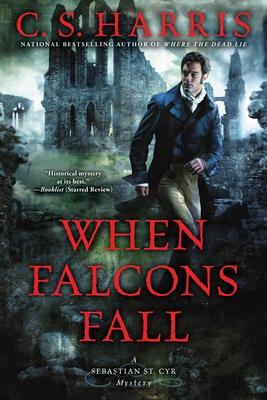 When Falcons Fall - Harris, C S