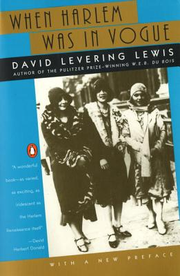 When Harlem Was in Vogue - Lewis, David Levering