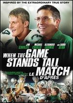 When the Game Stands Tall [Bilingual]