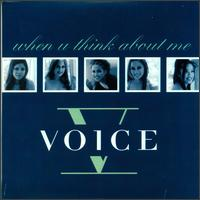 When U Think About Me [CD Single] - Voice V