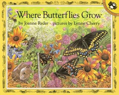 Where Butterflies Grow - Ryder, Joanne