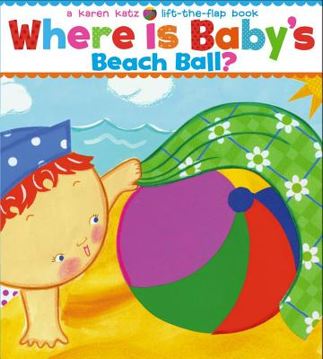 Where Is Baby's Beach Ball? -