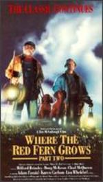 Where the Red Fern Grows [2 Discs]