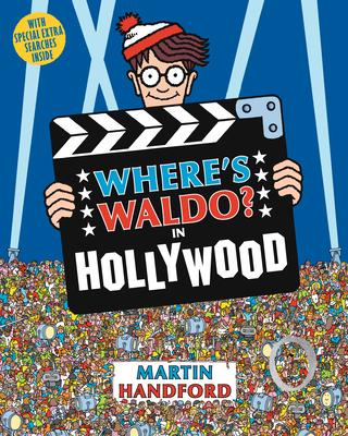 Where's Waldo? in Hollywood -