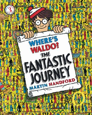 Where's Waldo? the Fantastic Journey: Reissue -