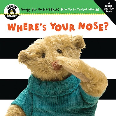 Where's Your Nose? - Sterling Publishing Company (Creator)