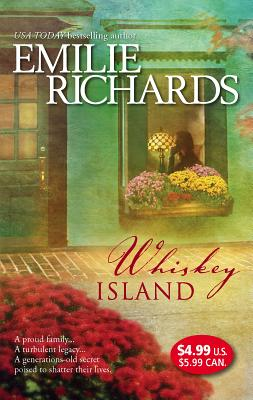 Whiskey Island - Richards, Emilie