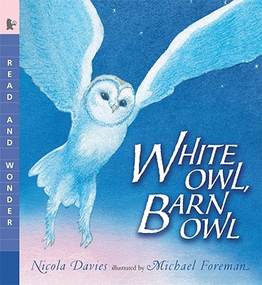 White Owl, Barn Owl: Read and Wonder - Davies, Nicola