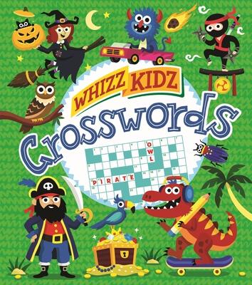 Whizz Kidz Crosswords - Fullman, Joe, Mr.