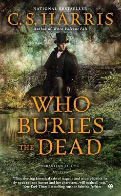 Who Buries the Dead - Harris, C S