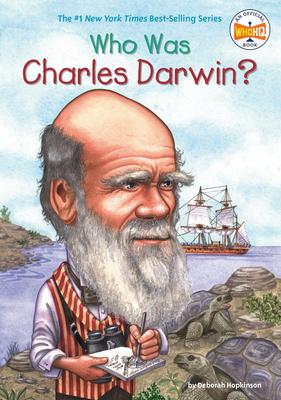 Who Was Charles Darwin? - Hopkinson, Deborah