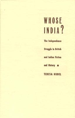 Whose India - CL - Hubel, Teresa