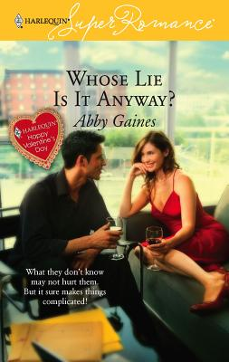 Whose Lie Is It Anyway? - Gaines, Abby