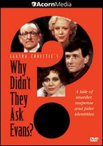 Why Didn't They Ask Evans? - John Howard Davies; Tony Wharmby