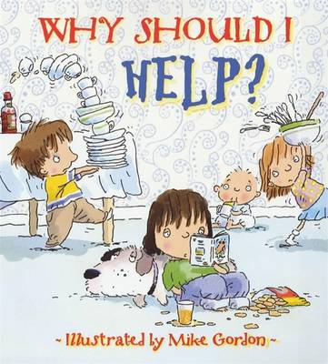 Why Should I Help? - Llewellyn, Claire