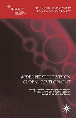 Wider Perspectives on Global Development - Unu-Wider (Editor)