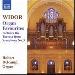 Widor: Organ Favourites