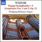 Widor: Organ Symphonies, Vol. 1