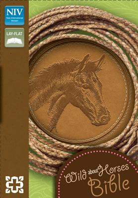 Wild about Horses Bible-NIV-Compact - Zondervan Bibles (Creator)