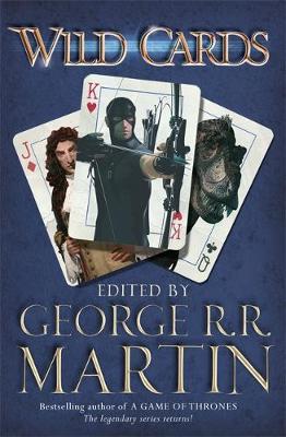 Wild Cards - Martin, George R. R., and Glyn Jones, Richard (Designer)