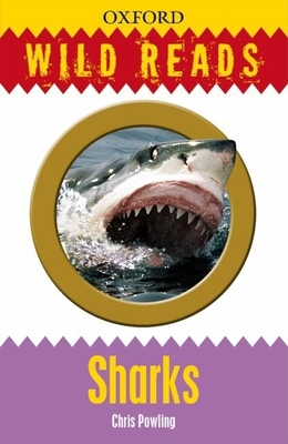 Wild Reads: Sharks - Powling, Chris