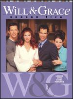 Will & Grace: Season Five [4 Discs] -