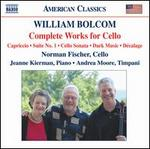 William Bolcom: Complete Works for Cello