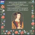 William Cornysh: Latin Church Music
