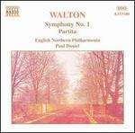William Walton: Symphony No. 1; Partita