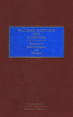Williams, Mortimer & Sunnucks - Executors, Administrators and Probate - Martyn, John Ross