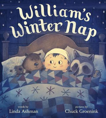 William's Winter Nap - Ashman, Linda, and Groenink, Chuck (Cover design by)