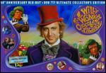 Willy Wonka & Chocolate Factory [40th Anniversay] [Ultimate Collector's Edition] [With Book]