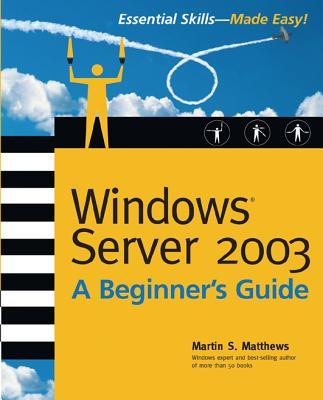 Windows Server 2003 - Matthews, Martin