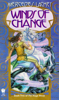 Winds of Change - Lackey, Mercedes, and Lcakey, Mercedes