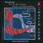 Windsongs: Music for Bass Clarinets, Clarinet & Wind Orchestra
