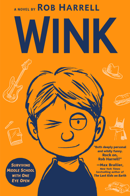 Wink - Harrell, Rob