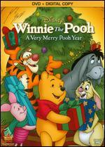 Winnie the Pooh: A Very Merry Pooh Year [Includes Digital Copy]