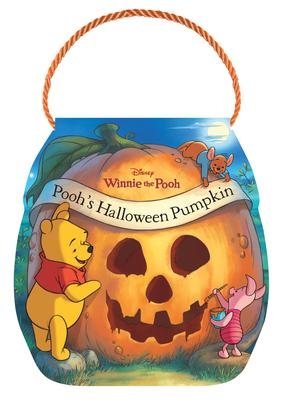 Winnie the Pooh Pooh's Halloween Pumpkin - Disney Book Group, and Hapka, Catherine