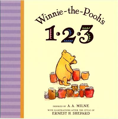 Winnie the Pooh's 1,2,3 - Milne, A A