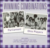 Winning Combinations: Parliment & Ohio Players - Various Artists