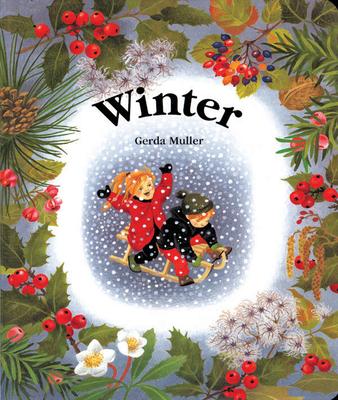 Winter Board Book - Muller, Gerda