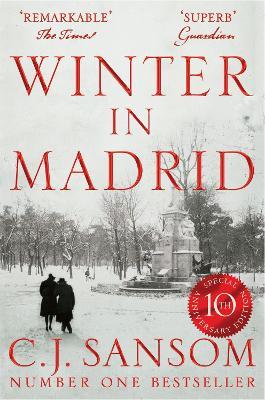 Winter in Madrid - Sansom, C. J.