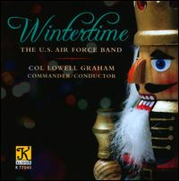 Wintertime - Aubrey Adams (tambourine); Donna Abraira (soprano); Eric Sabatino (harp); Jan Brooks Siegfried (clarinet);...