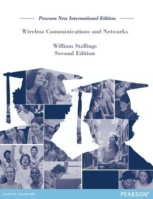 Wireless Communications & Networks - Stallings, William