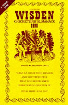 Wisden Cricketers' Almanack 1998 - Engel, Matthew (Volume editor)