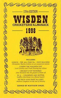 Wisden cricketers' almanack 1998 - Engel, Matthew (Volume editor)